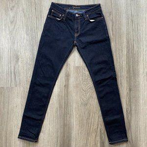 Nudie Jeans - Skinny Lin - 30x32 - Organic Demin